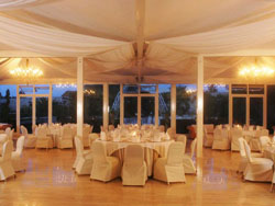 Evening Wedding Reception in Villa near Bugibba