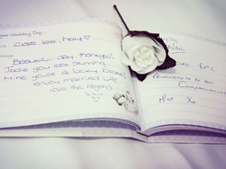 Jodie and Mike - The Wedding Guest Book