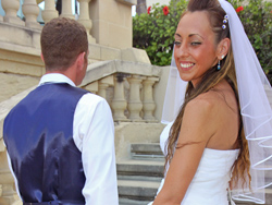 Jodie and Mike - Wedding Photos in Malta