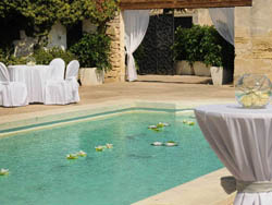 Casetta Maltese - Outdoor Wedding Decoration