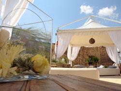 Casetta Maltese - Outdoor Wedding Gazebo