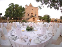 Castello Nobile - Wedding Setup