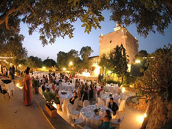 Wedding at Castello Nobile