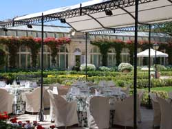 Wedding at the Palazzo Garden